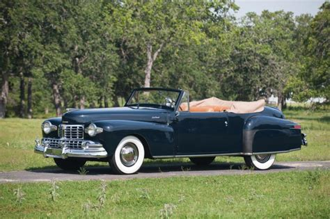 lincoln continental 1946 1946 lincoln continental values hagerty valuation tool 174
