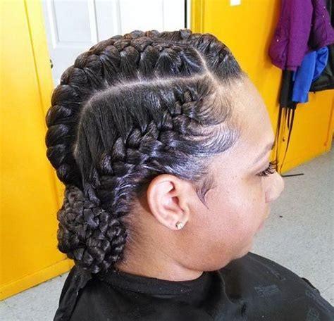 big goddess braids in bun 20 best goddess braids for women goddess braids ideas