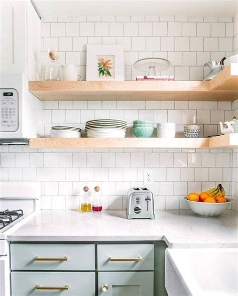 kitchen open shelves ideas best 25 open shelving ideas on shelves