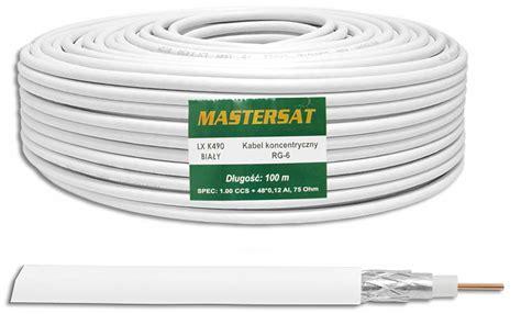 Kabel Rg 6 95 Falcom kabel koncentryczny rg 6u ccs 100m mastersat p1002 anprel sklep