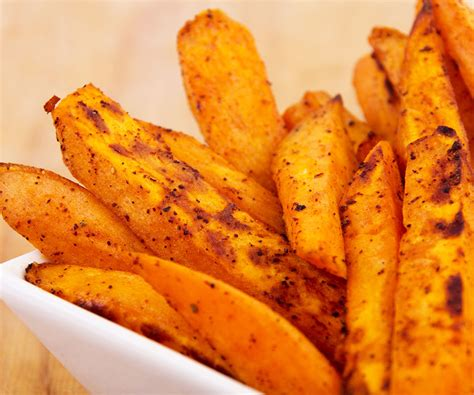sweet potato fries recipe dishmaps