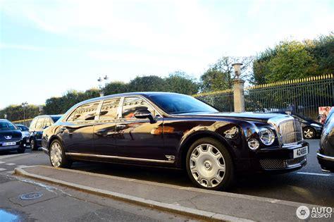 bentley mulsanne grand limousine bentley mulsanne grand limousine 9 october 2016 autogespot