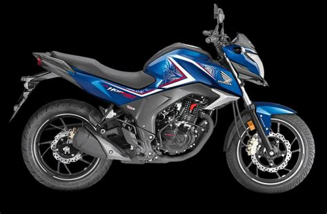 hornets colors honda cb hornet 160r gets new livery bike india