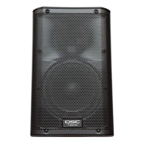 Speaker Qsc qsc k8 8 inch powered pa speaker location sound