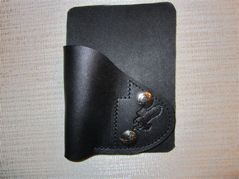 pug mini revolver item 014 naa pug mini revolver wallet pocket holster