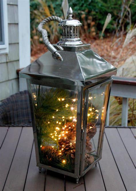 Bougies d'extérieur et lanternes pour fignoler le jardin