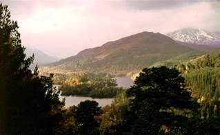 Glen Affric love of scotland glen affric