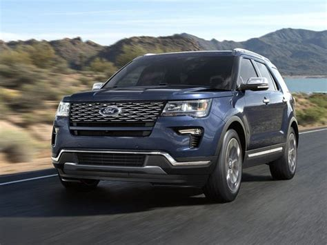 Ford Usa Explorer 2020 by 2020 Ford Explorer Debuts January 2019 In Detroit