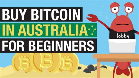 Buy Bitcoin Australia by How To Buy Bitcoin In Australia For Beginners