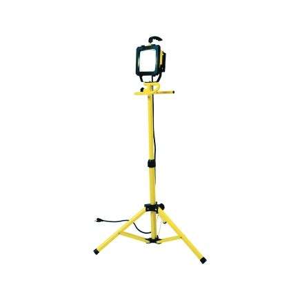 portable outdoor construction lights all pro led work light with stand wl2540lst portable