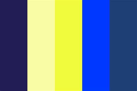 lightning color palette