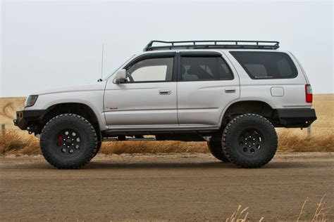 3rd 4runner Roof Rack by Length 3rd Rack Whitson Metalworks Future