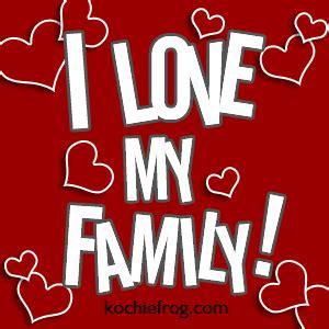 gambar dp bbm kata cinta keluarga kochie frog