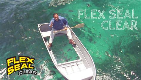 phil swift flex tape boat celebrating flex seal clear s milestone official site