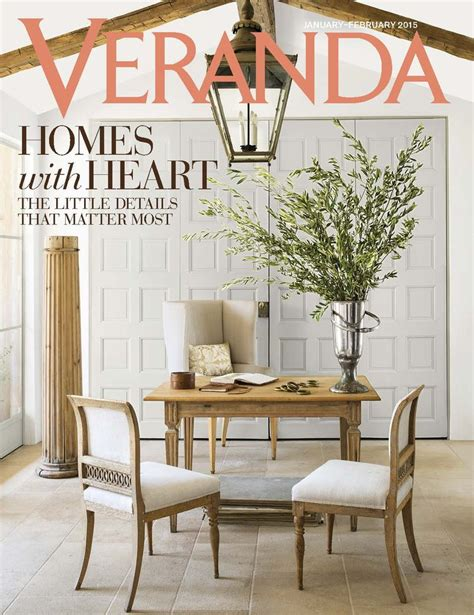 european home design magazines veranda magazine this peaceful home