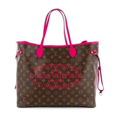 Ikat Pinggang Louis Vuitton Lv Mono Initial Belt Original louis vuitton monogram ikat neverfull gm indien 131179