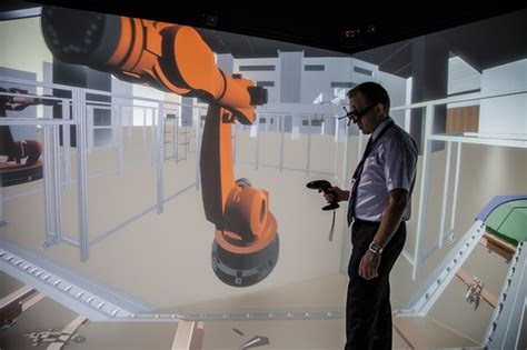 Virtual Reality Design For Manufacturing | virtual and augmented reality making the factory of the