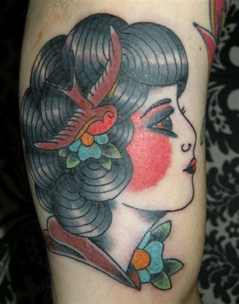 tattoo gypsy girl gypsy tattoos page 32