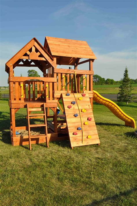 Play Sets For Backyard by Playset Rockwall The Brown S Weblog