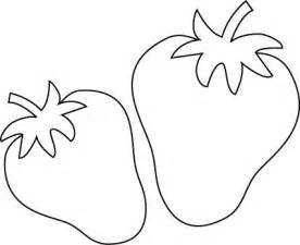 Strawberries  I Know It Sad Applique But Is A Nice Pattern That Can sketch template