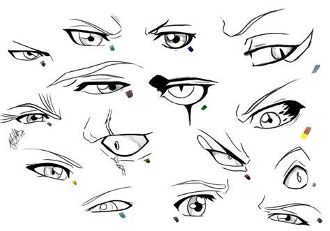 eyes   bleach characters daily anime art