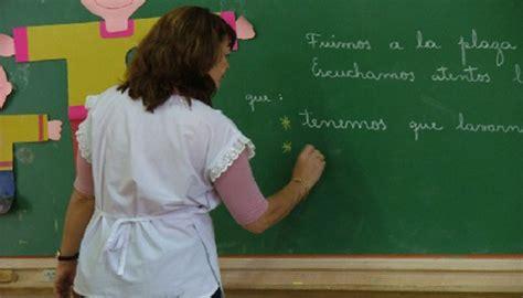 incentivo para docentes 2016 el jueves la provincia adelanta el pago del incentivo