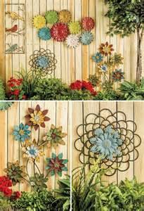 Decode garden fence garden creative decode ideas flowers