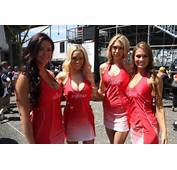 GALLERY Grid Girls At The Sydney 500  Speedcafe