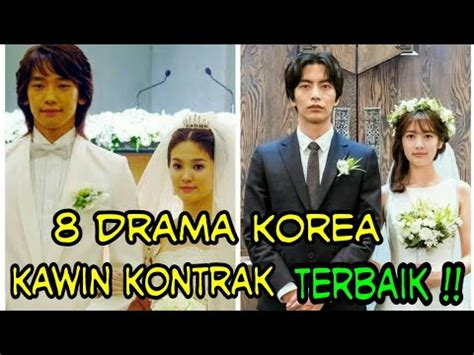 film korea terbaik youtube 8 drama korea tema quot kawin kontrak quot terbaik youtube