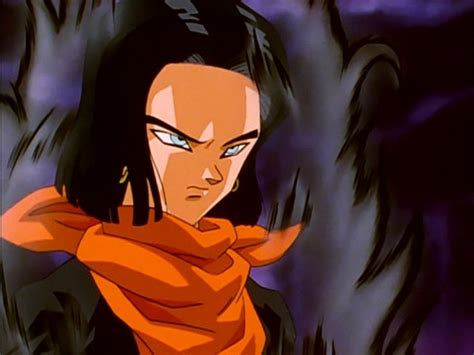 z android 17 entregue tons kit androide 17