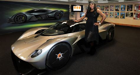 Build A Aston Martin by Aston Martin Bans Valkyrie Customers From Flipping Their