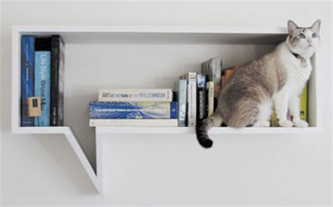 creative and bookshelves