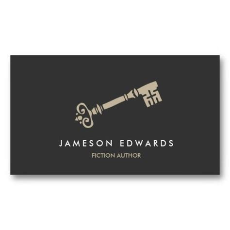 Author Business Cards Templates by 59 Best Business Cards For Authors And Writers Images On