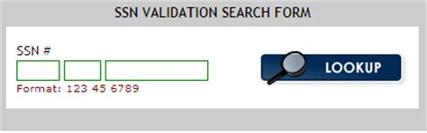 Search By Ssn Social Security Number Search Tools
