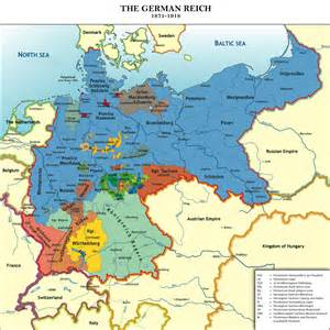 german l unification of germany