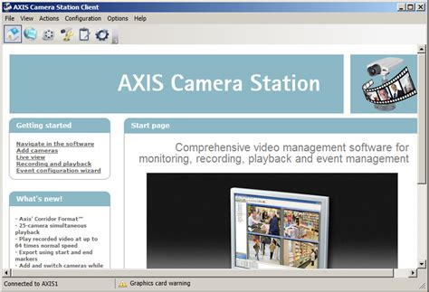 axis station client installing axis station on server 2008 r2