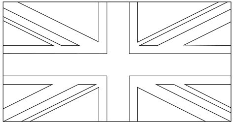 coloring page union flag union flags coloring pages