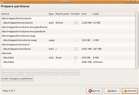 Ubuntu Manual Encrypted Lvm | how to encrypted partitions over lvm with luks page 3