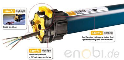 jalousie motor endschalter einstellen somfy mechanischer rohrmotor hipro lt 50 jet 8 17 8 nm