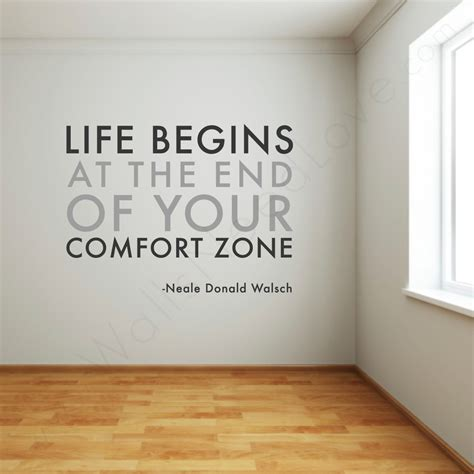 famous quotes about comfort zone sualci quotes