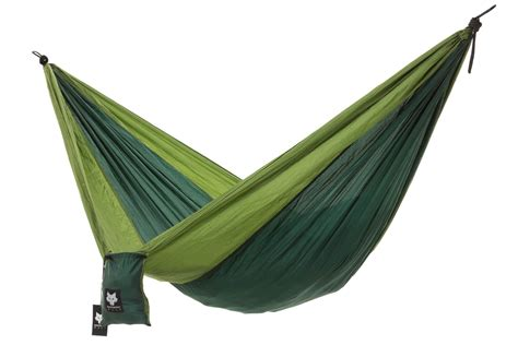 independent wolf portable cing hammock with three