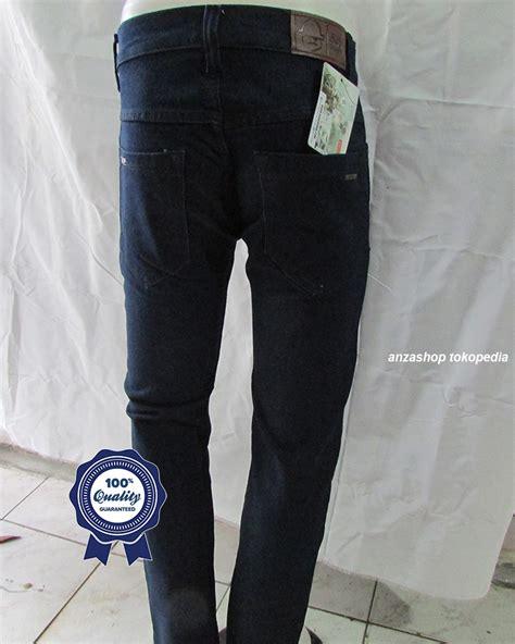 Celana Branded Kick Bandung Pensil Streach Murah jual celana branded kick bandung pensil streach blueblack co anza shop
