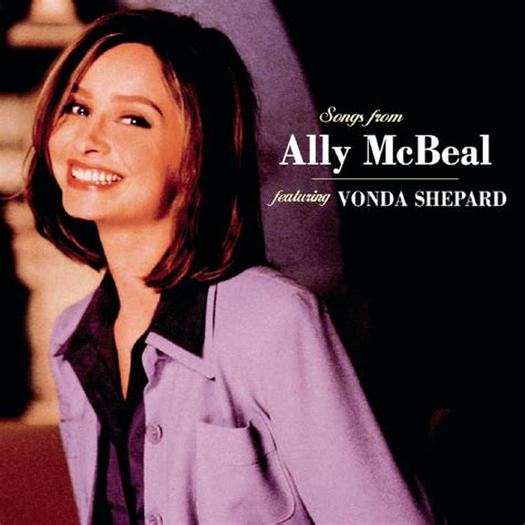 theme song ally mcbeal songs from ally mcbeal featuring vonda shepard vonda