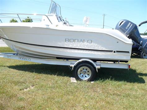 2017 new robalo r180 center console fishing boat for sale - Fishing Boats For Sale Traverse City Mi