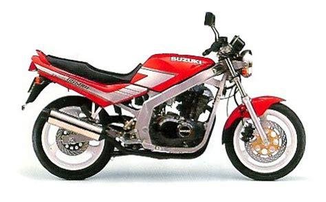 1991 Suzuki Gs500e by Suzuki Gs500e Model History
