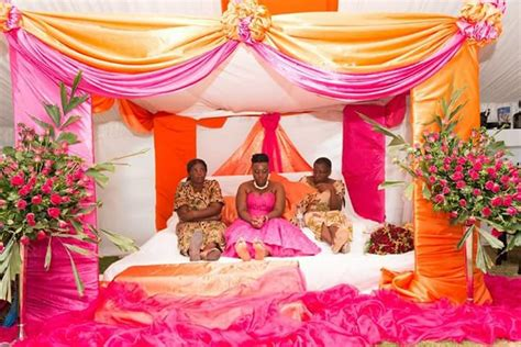 zambian kitchen party decor getting married in zambia step 3 kitchen party part 2