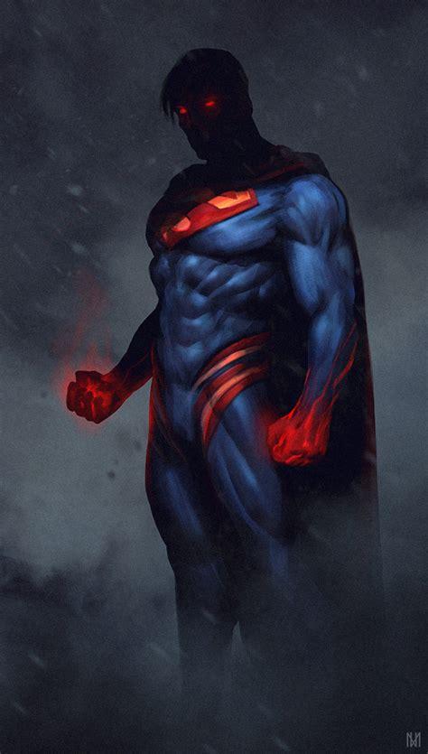 painting superman superman artwork painting picture reem zubaidi fish