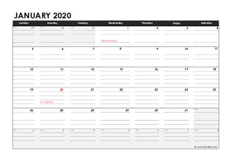 editable  monthly calendar excel template  printable templates