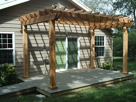 Backyard Arbors Designs by The 25 Best Pergolas Ideas On