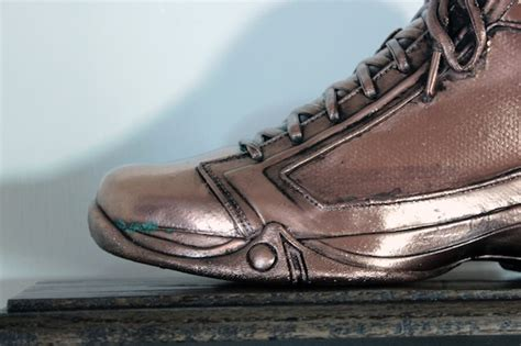 concept 1 basketball shoes bronzed apl concept 1 b paint or thread custom sneakers